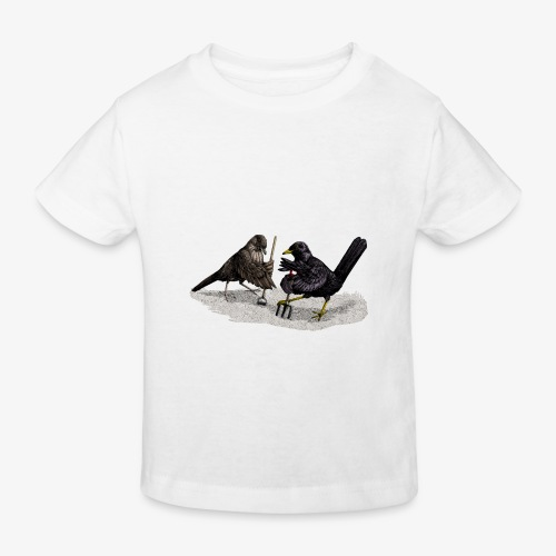 Blackbirds Gardeners - Kids' Organic T-Shirt