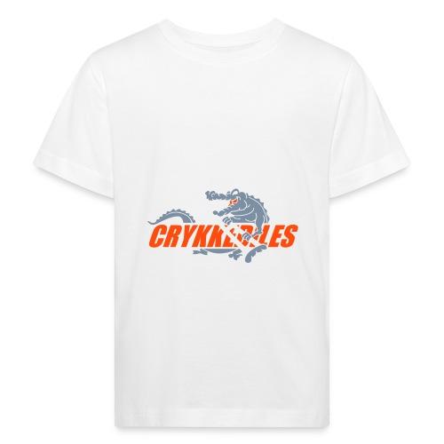 crykkedilescs - Organic børne shirt