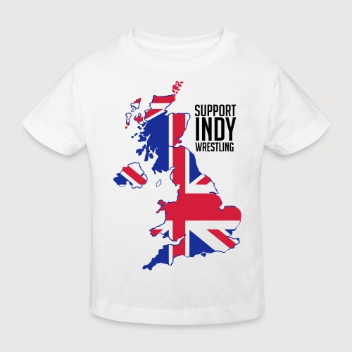 Indy Britain - Kids' Organic T-Shirt