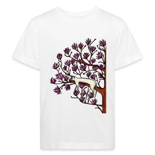 Magnolia - Ekologisk T-shirt barn