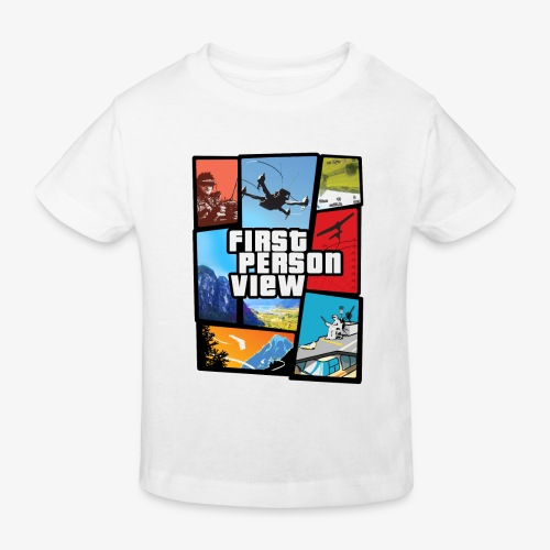 Ultimate Video Game - Kids' Organic T-Shirt