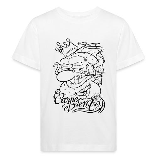 Carpe Diem - Comics Design - T-shirt bio Enfant