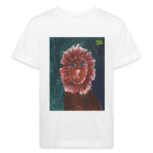 Lion T-Shirt By Isla - Kids' Organic T-Shirt