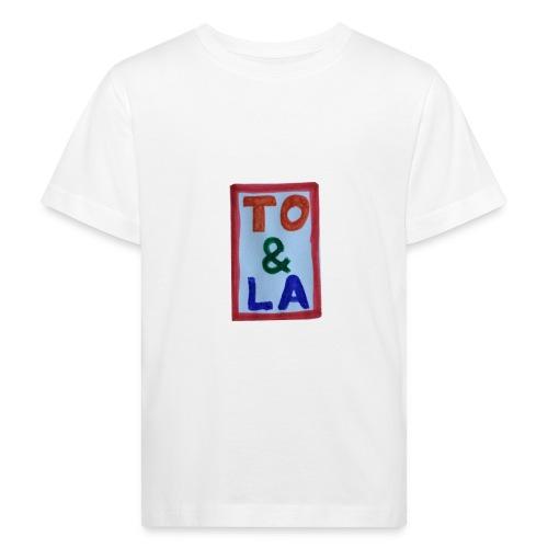 TO & LA - Ekologiczna koszulka dziecięca