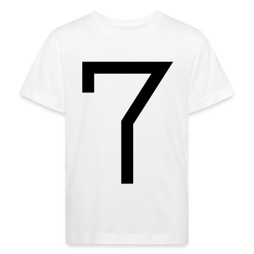 7 - Kids' Organic T-Shirt