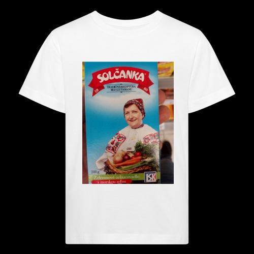 Babushka's fines - Kids' Organic T-Shirt