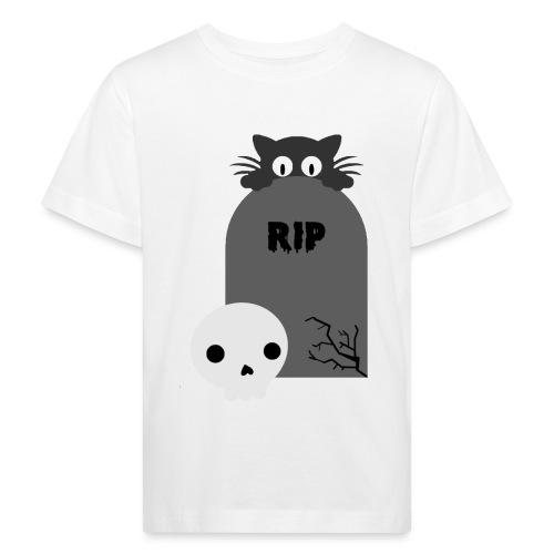 Dark But Cute - Kids' Organic T-Shirt