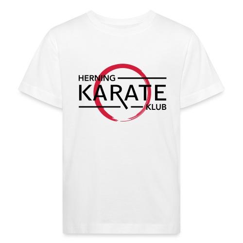 HKK Sort - Organic børne shirt