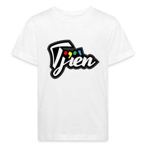 Tjien Logo Design - Kinderen Bio-T-shirt