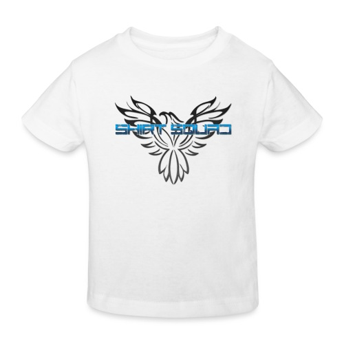 Shirt Squad Logo - Kids' Organic T-Shirt