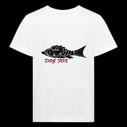 Dogfox Fisch - Kinder Bio-T-Shirt
