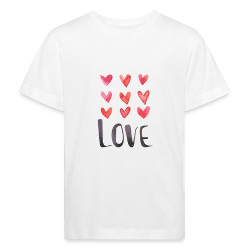 9xlove - T-shirt bio Enfant