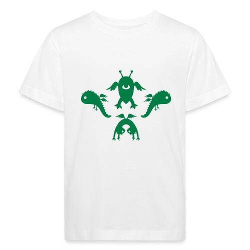 finley mon - Kids' Organic T-Shirt