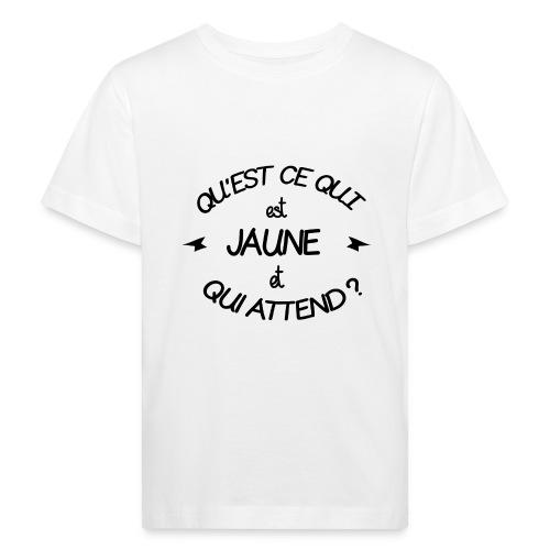 Edition Limitée Jonathan - T-shirt bio Enfant