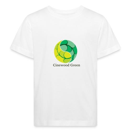 Cinewood Green - Kids' Organic T-Shirt