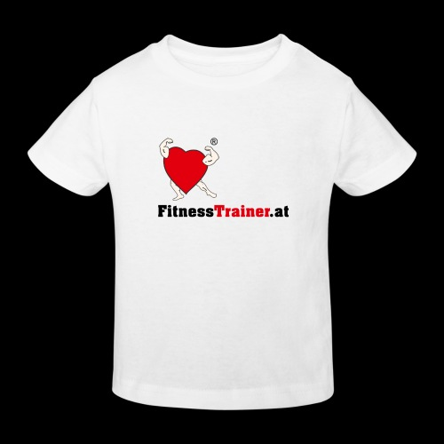 FitnessTrainer.at - Kinder Bio-T-Shirt