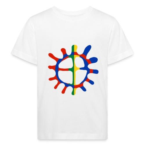 Samisk sol - Økologisk T-skjorte for barn