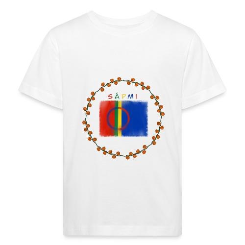Sapmi - Økologisk T-skjorte for barn