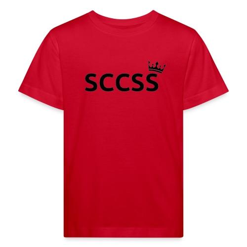 SCCSS - Kinderen Bio-T-shirt