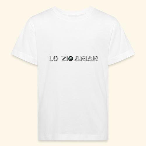 LO ZIO ARIAR ESTESO - Maglietta ecologica per bambini