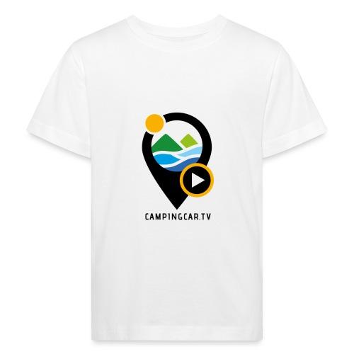 Picto CCTV Black - T-shirt bio Enfant