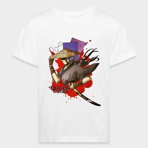 Fighting cards - Guerrier - T-shirt bio Enfant