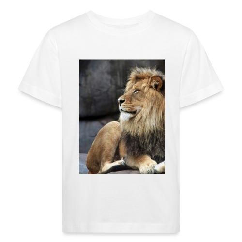 Lion - Maglietta ecologica per bambini