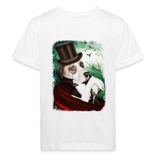 Gothic Dog #3 - Maglietta ecologica per bambini