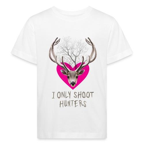 I ONLY SOOT - Kids' Organic T-Shirt