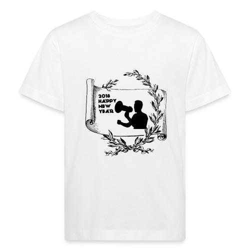 Happy New Year 2018 - T-shirt bio Enfant