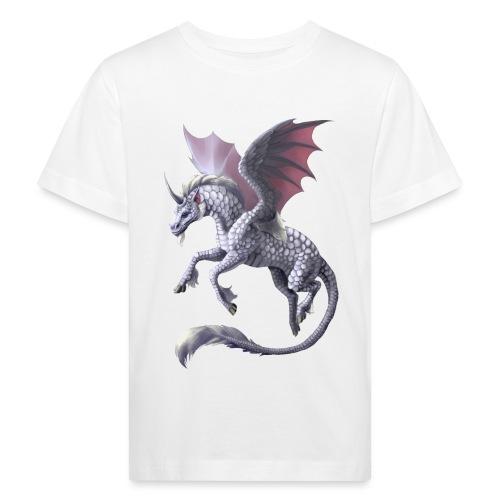 unicorn dragon - Kinder Bio-T-Shirt