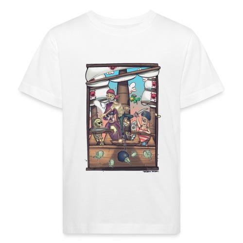 les pirates - T-shirt bio Enfant