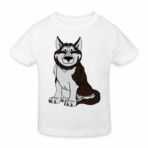 Husky - Kinder Bio-T-Shirt