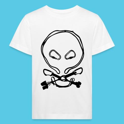 Totenkopf - Kinder Bio-T-Shirt