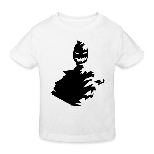 t shirt monster (black/schwarz) - Kinder Bio-T-Shirt