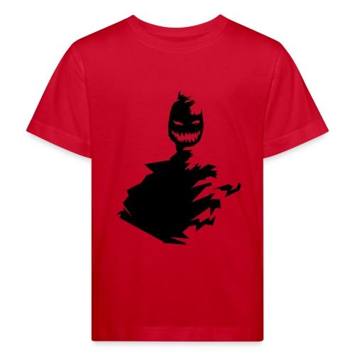 t shirt monster (black/schwarz) - Kinder Bio-T-Shirt