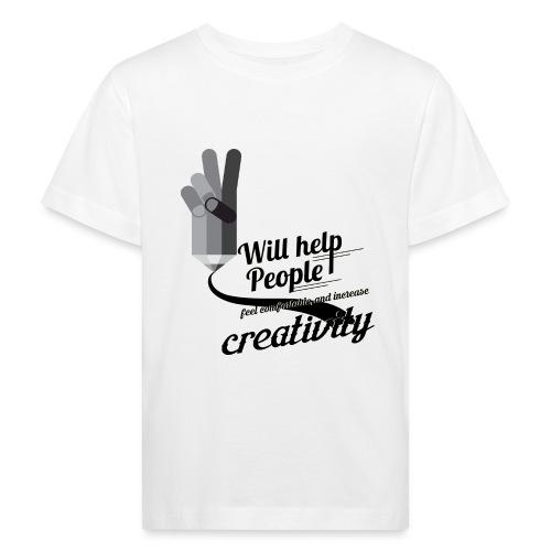crati - Kids' Organic T-Shirt