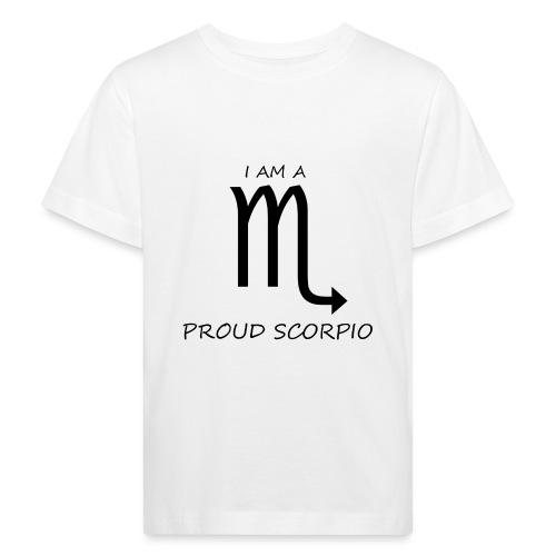 SCORPIO - Kids' Organic T-Shirt