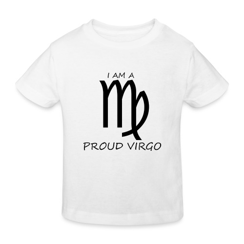 VIRGO - Kids' Organic T-Shirt
