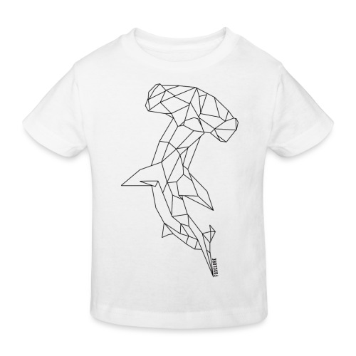 Hammerhead - Kinderen Bio-T-shirt