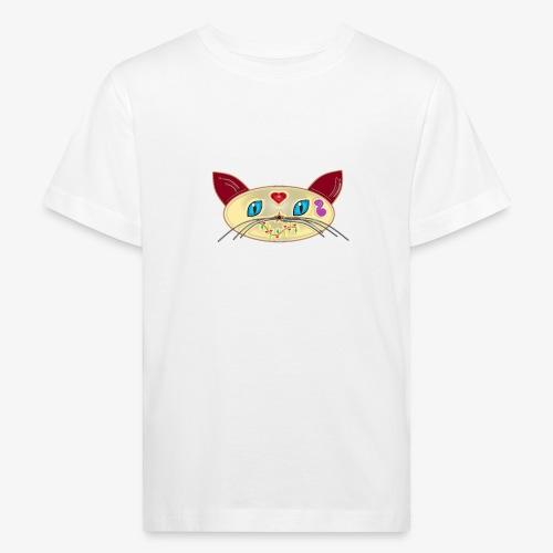 GATO PAOART - Camiseta ecológica niño