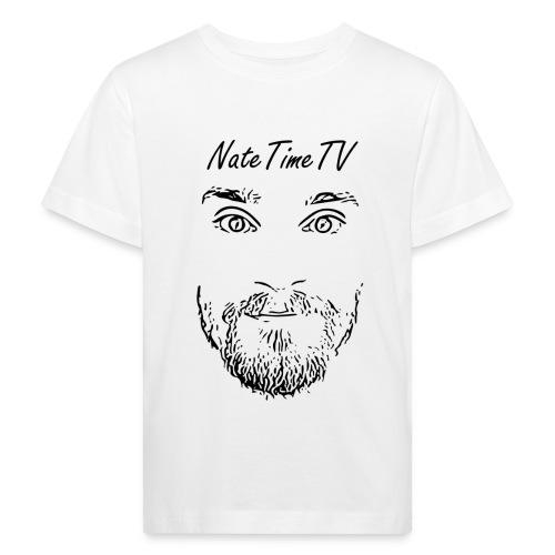 nttvfacelogo2 cheaper - Kids' Organic T-Shirt