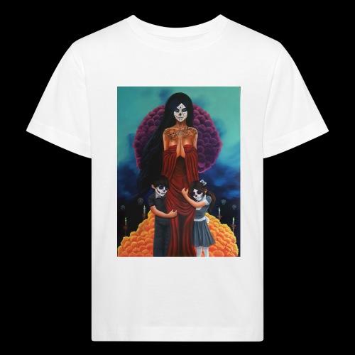 los fieles difuntos - Kids' Organic T-Shirt