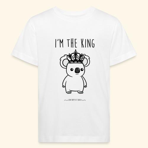 Koala king - T-shirt bio Enfant