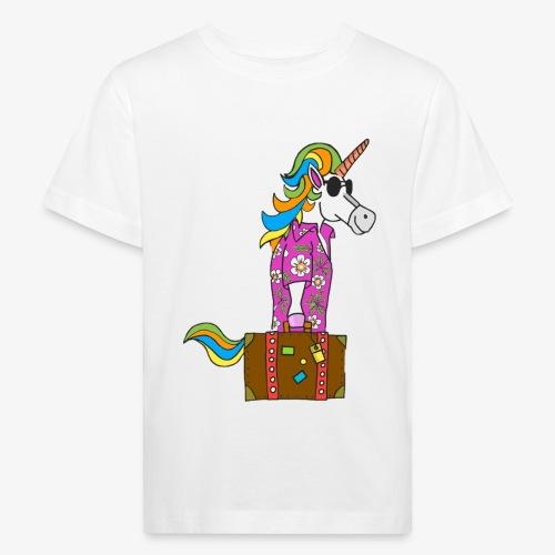 Unicorn trip - T-shirt bio Enfant
