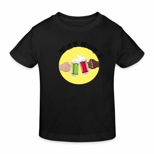 WHY NOT ? (WN) - T-shirt bio Enfant
