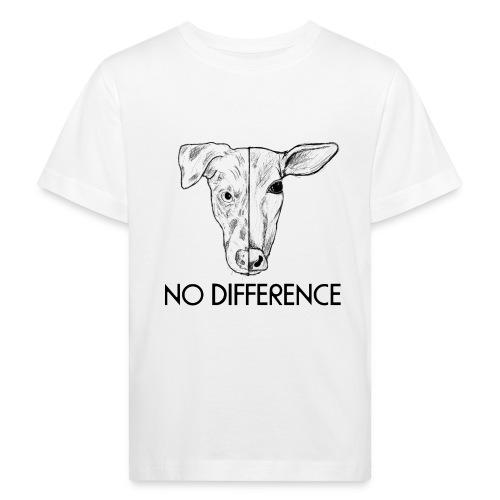 No Difference - Kinder Bio-T-Shirt