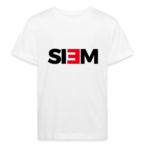 siem_zwart - Kinderen Bio-T-shirt