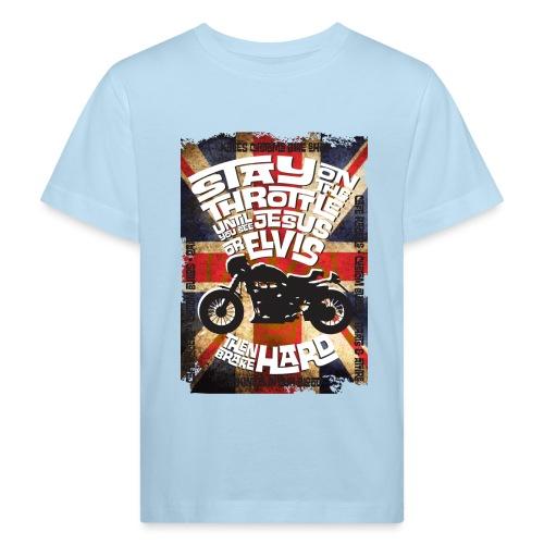 Kabes British Customs - Kids' Organic T-Shirt