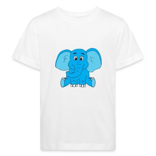 Baby Elefant - Kinder Bio-T-Shirt